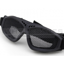 Big Foot V2 Mesh Glasses (Black)