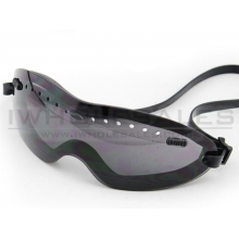 Big Foot Tactical Safety Goggles (Black)