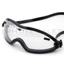 Big Foot Tactical Safety Goggles (Limpid)