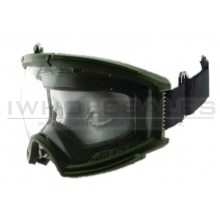 Big Foot Tactical Goggles (Nylon Glasses) (OD)