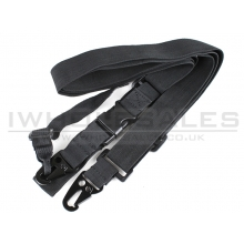 Big Foot Three Point Sling (Black)