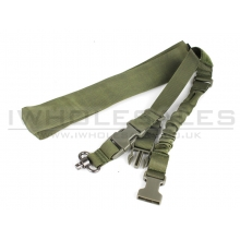 Big Foot Spring Sling with Ring (Nylon) (OD)