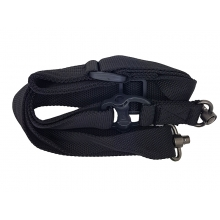 Big Foot Dual 1/2 Point Gen. 2 Sling (Black)