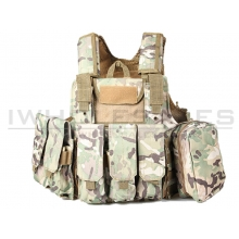 Big Foot C.I.R.A.S 600D Plate Carrier (Camo)
