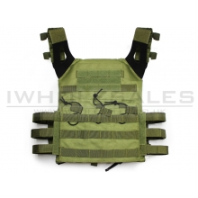 Big Foot JPC (Jump Plate Carrier) (Green)
