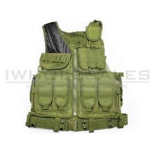 Big Foot Mesh Vest 600D (Green)