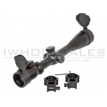 Ares 3-12x 50mm Sniper Scope (SC-007)