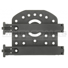CCCP Panel for Molle Holster (Platform-A) (Black)