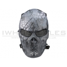 Big Foot Tactical Skull Mash with Mesh Eyes (Typhon)