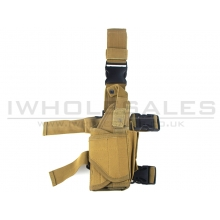 Big Foot Universal Tornado Pistol Holster (Tan)