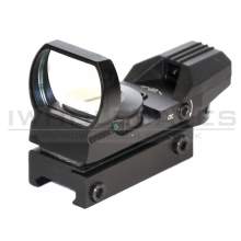 CCCP Red/Green Wide Angle Dot Scope (Multi-Reticle)