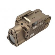 CCCP SBAL-PL Pistol Laser and Torch (Tan)