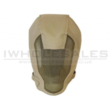 Big Foot Fencing Mask (Tan)