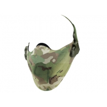 Big Foot High Speed Lightweight Half Face Mask (Nylon - Camo)
