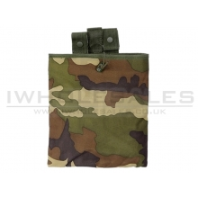 CCCP Roll Up Dump Pouches (Woodland)
