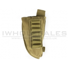 Big Foot Shotgun Stock Shell Holder (Tan)