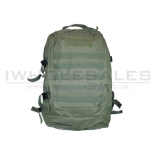 CCCP Day Sak Back Pack with Padding (OD)