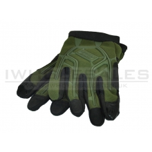 CCCP Techx Full Fingered Gloves V2 (Green)