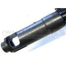 Battleaxe AK74 Flash Hider (Full Steel - BW0090)