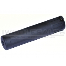 Bolt Devgru MK18 QDC Silencer (Black - Full Metal - BA049)
