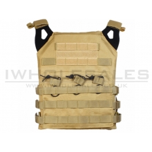 Big Foot JPC (Jump Plate Carrier) Tactical Body Armor (Tan)