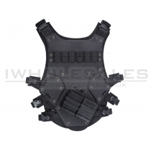 BIG FOOT TRANSFORMERS BODY ARMOUR (Black)