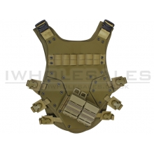 Big Foot Transformers Body Armour (Tan)