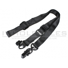 Big Foot MS2 Two-Point Multi-Function Sling (Black)