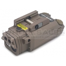 CCCP DBAL-PL Pistol Laser and Torch (Tan)
