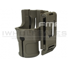 FMA V85 Polymer Speed Flashlight Holster OD (TB1059-OD)
