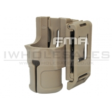 FMA V85 Polymer Speed Flashlight Holster DE (TB1059-DE)