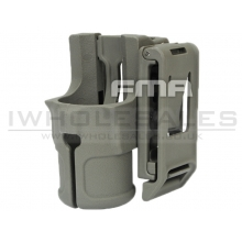 FMA V85 Polymer Speed Flashlight Holster FG (TB1059-FG)