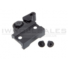 UFC QD Mount for BT10 ATLAS Bipod (Black - UFC-JA-1768)
