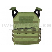 Big Foot JPC (Jump Plate Carrier) Tactical Body Armor (OD)
