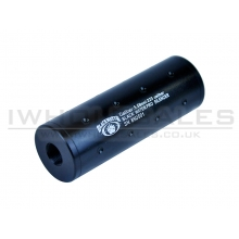 CCCP BW Silencer (Full Metal - 110mm in Length - Dot - Black)