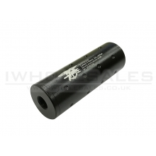 CCCP Navy Seals Silencer (Full Metal - 110mm in Length - Dot - Black)