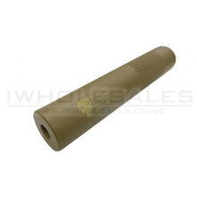 CCCP Avenger Silencer (Full Metal - 190mm in Length - Tan)