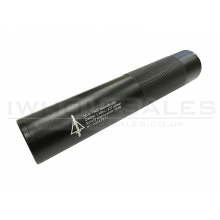 CCCP Delta Silencer (Full Metal - 190mm in Length - Black)