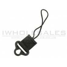 Well MP7 Sling Adapter (Black)