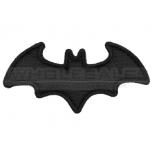 CCCP Bat-Man Velcro Patch (Black)