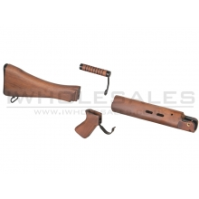 Ares L1A1 Wooden Furniture Kit for L1A1 (BS-021-WD)