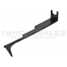 S&T T21 Tappet Plate (S33 - Black)