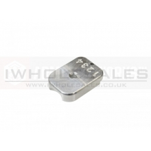 Armorer Works HX Series Aluminium Baseplate (CNC - Silver)