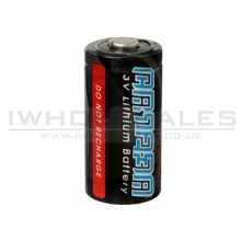 Big Foot Heat CR2 Battery (3v Lithium)