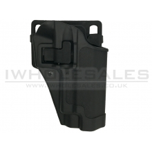 Black 226 Belt Holster (Hard - Black)