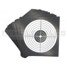 Big Foot Target V8 (100pcs - Black)