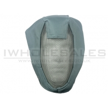 Big Foot Fencing Mask (Urban Grey)
