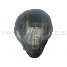 Big Foot Keepers Mask V6 (Black)