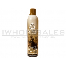 ASG Ultrair Power Green Gas (520ml)