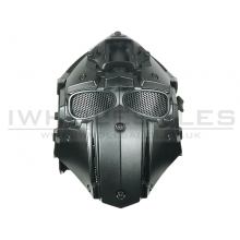 Big Foot Basilisk Tactical Helmet (Complete Set - Black)